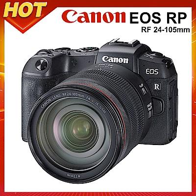 Canon EOS RP 24-105mm 變焦鏡組(公司貨)