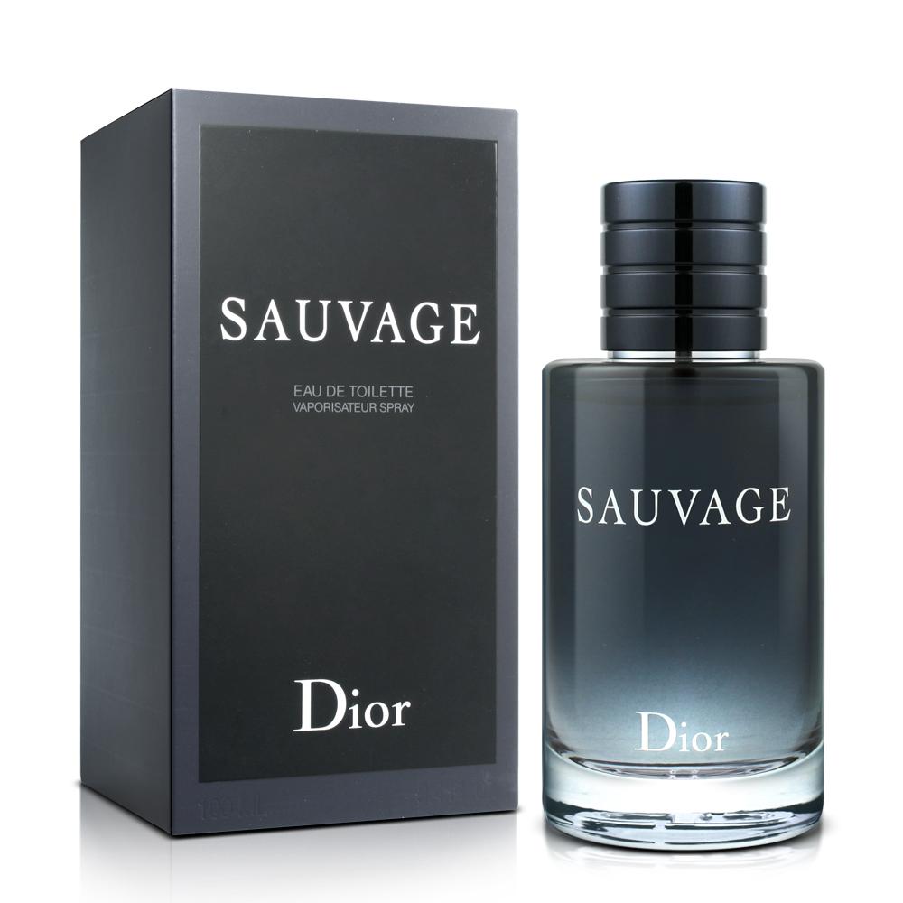 Dior 迪奧 Sauvage 曠野之心男性淡香水 100ml