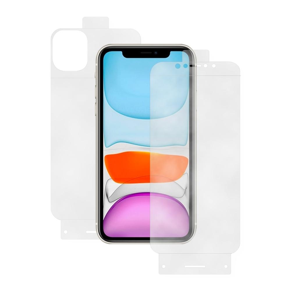 LUCCIDA iPhone 11  霧面犀牛皮防爆膜