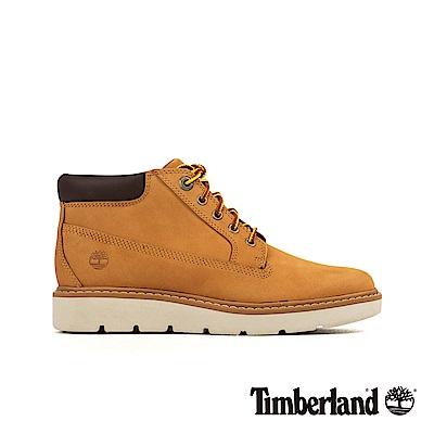 Timberland 女款小麥色磨砂革 Nellie低筒靴|A1GO4