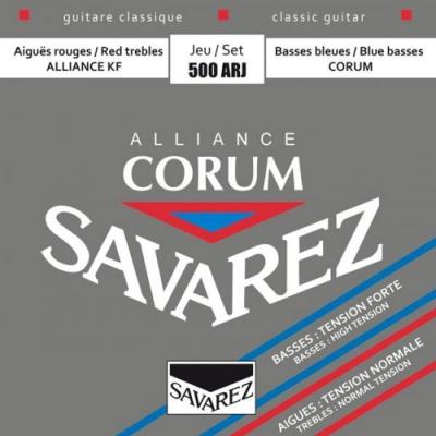 Savarez 500ARJ 中高張力古典吉他弦