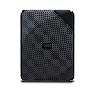 WD Gaming Drive 2TB 2.5吋行動硬碟(for PS4)