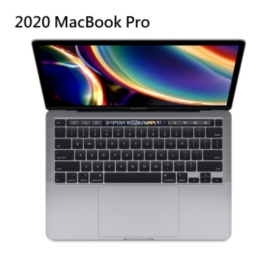 2020 MacBook Pro 13.3吋/2.0GHZ 第十代 i5 /16GB/512GB Touch Bar 太空灰色 MWP42TA/A