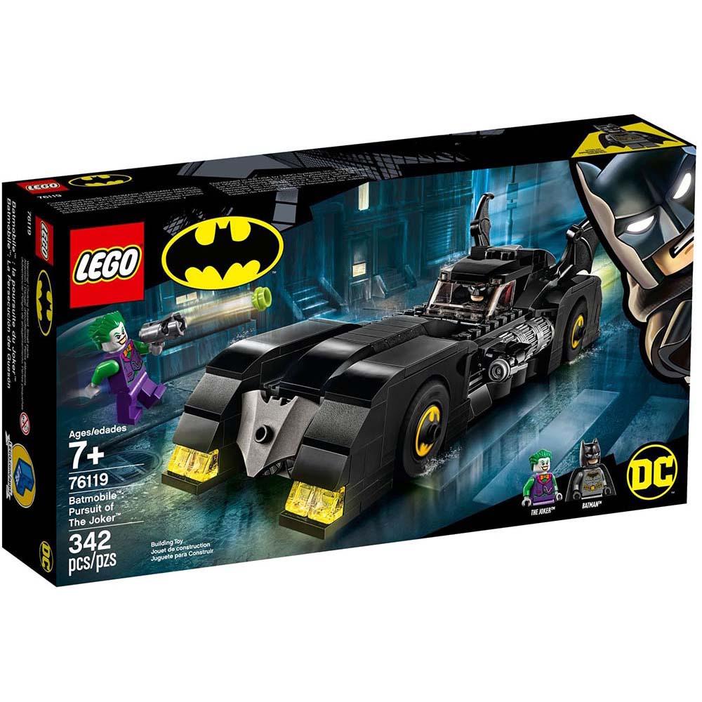 樂高LEGO 超級英雄系列 - LT76119 Batmobile: Pursuit of