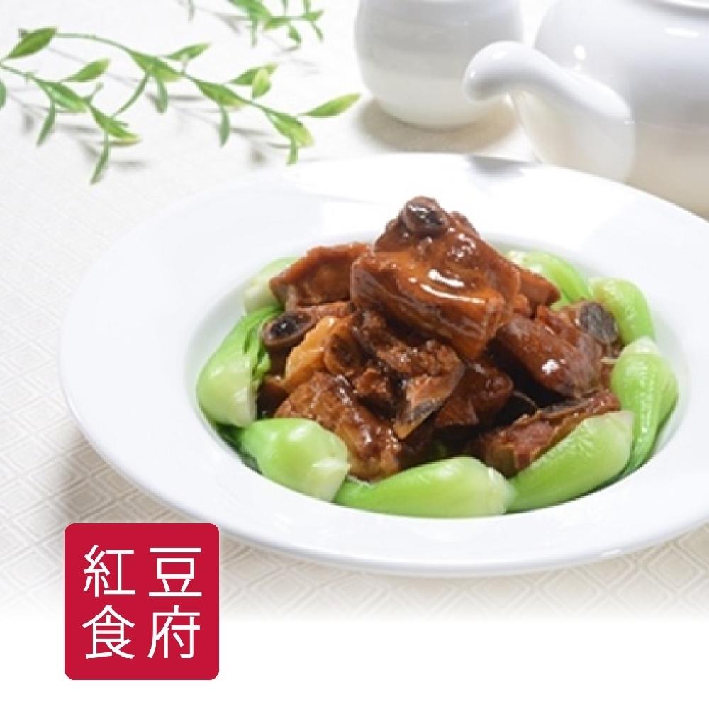 紅豆食府SH‧無錫排骨(500g/盒) (年菜預購)