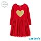 【Carter's】 愛心亮片紗裙洋裝(5-8) (台灣總代理) product thumbnail 1