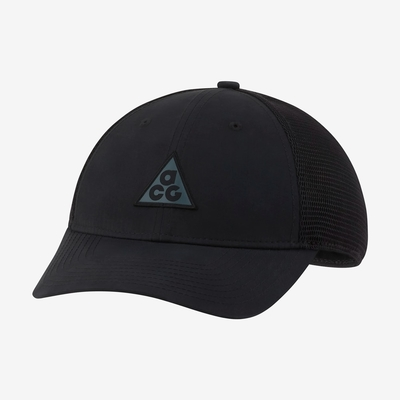 Nike NRG ACG L91 TRUCKER CAP 老帽  運動帽-黑-DC9086010