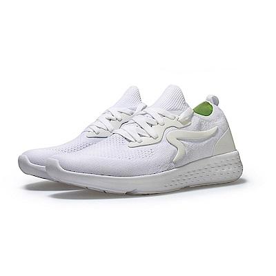 【ZEPRO】女子Q-RUN運動時尚休閒鞋-經典白