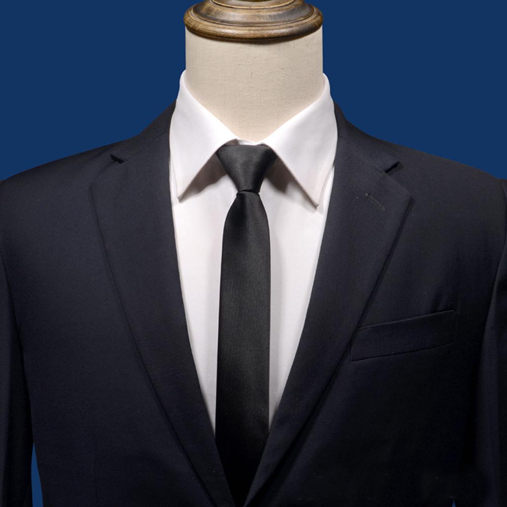 拉福   領帶6cm中窄版領帶亞質手打領帶