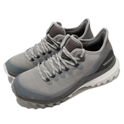 Merrell 戶外鞋 Bravada Waterproof 女鞋 防水 抗磨損 防撕裂 包覆 避震 穩定 灰 白 ML036024