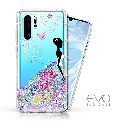 EVO CASE HUAWEI P30 Pro 奧地利水鑽殼 - 花嫁