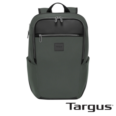 Targus Urban Expandable 15.6 可擴充都會後背包 – 橄欖綠
