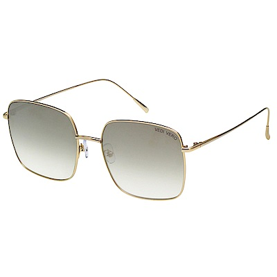 VEDI VERO 水銀面 太陽眼鏡 (金色)VE872-BRG