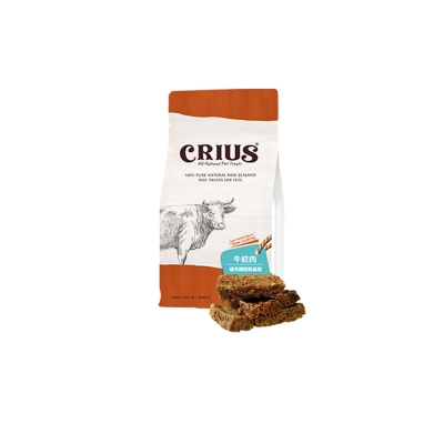CRIUS克瑞斯-牛絞肉 90g (CER-TB-3034) 兩包組