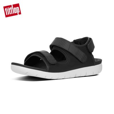 [時時樂] FitFlop NEOFLEX BACK-STRAP SANDALS 異材質拼接雙帶後帶涼鞋(共三色)