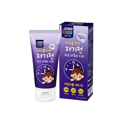 韓國2080 睡前專用防蛀兒童牙膏-香蕉60g