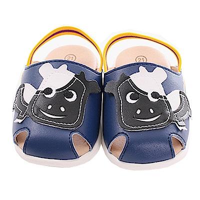 幼兒手工止滑寶寶涼鞋 sk0530 魔法Baby