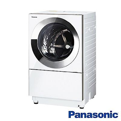 [無卡分期12期]Panasonic國際牌 洗脫烘滾筒洗衣機NA-D106X1WTW日本製