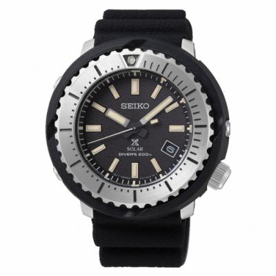 SEIKO精工 PROSPEX STREET太陽能200米潛水腕錶(SNE541P1)