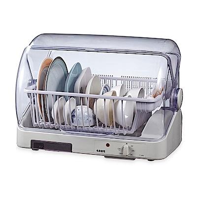 名象桌上型溫風乾燥烘碗機 TT-865