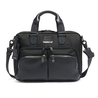 TUMI ALBANY 公事包-黑色-適用14吋筆電