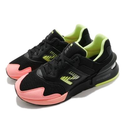 New Balance 休閒鞋 997 Sunset SPORT 男鞋 紐巴倫 異材質中底 舒適 穿搭推薦 黑 粉 MS997KL1D