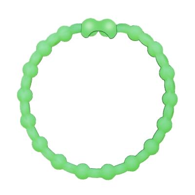 Pro Hair Tie 扣環髮圈單條組-鮮綠色