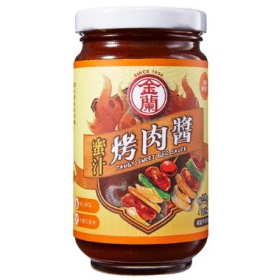 金蘭 蜜汁烤肉醬-膏狀(240g)