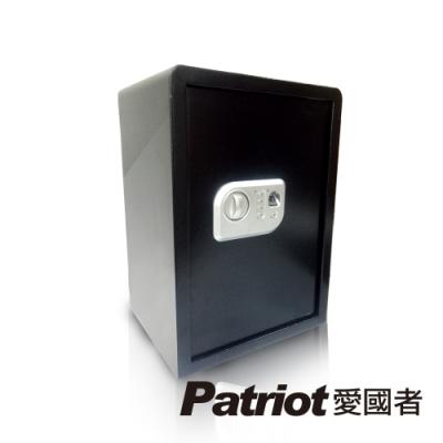(9月買就送5%超贈點)愛國者指紋型電子密碼保險箱 (50ZQ)-快