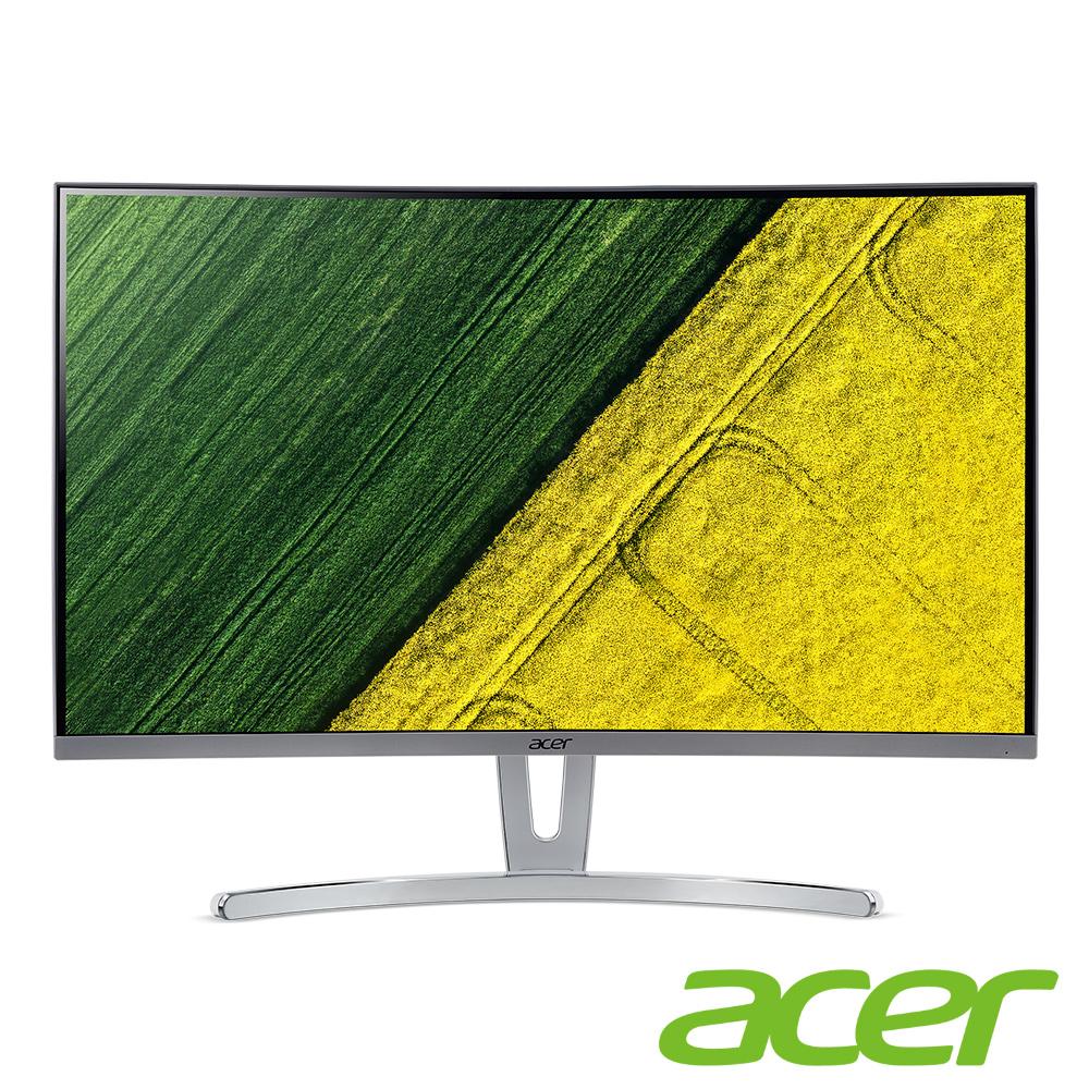 acer ED273 27型 曲面薄邊框電腦螢幕