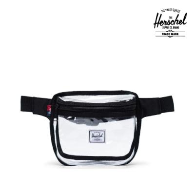 【Herschel】Fifteen 透明腰包-黑色