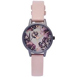 OLIVIA BURTON 愛戀花朵風手錶(OB16TW04)-珍珠貝面/30mm