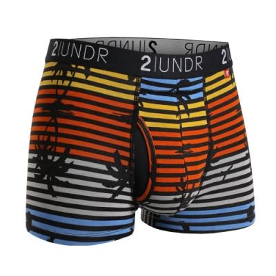 2UNDR 莫代爾吸排四角內褲(3吋)-ENDLESS
