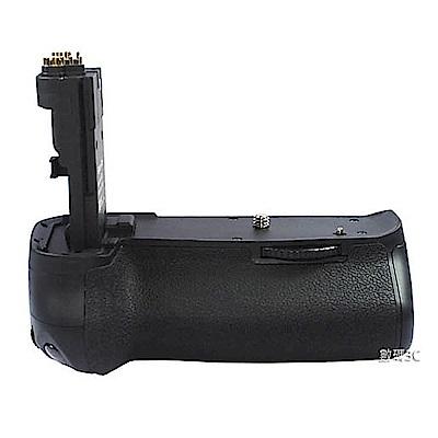 【LOTUS】CANON 60D 專用 BG-E9 副廠 電池手把 垂直把手