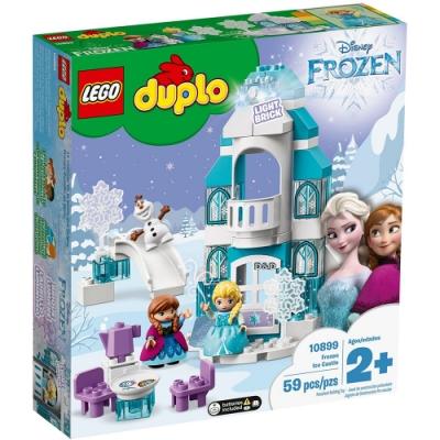樂高LEGO Duplo 幼兒系列 - LT10899 Frozen Ice Castle