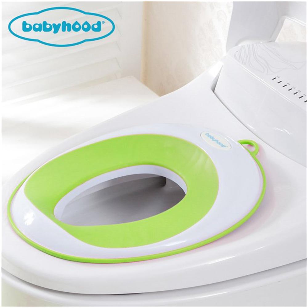 babyhood 兒童輔助便圈2入組-藍綠兩色隨機
