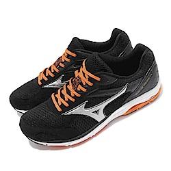 Mizuno 慢跑鞋 Wave Aero 14 寬楦 男鞋
