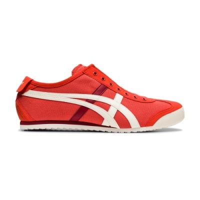 Onitsuka Tiger鬼塚虎-MEXICO 66 SLIP-ON休閒鞋 男女(紅色)1183A360-601