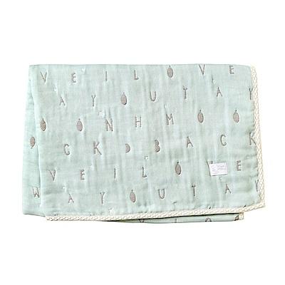 10mois 薄荷特調羊毛六層紗被(XL) @ Y!購物