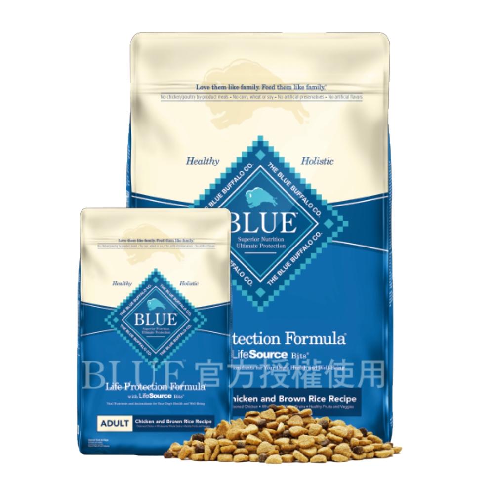 Blue Buffalo藍饌-寶護系列-成犬去骨雞肉 30LBS/13.6kg