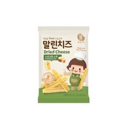 韓味不二 韓國原裝 乾起司條(煙燻風味)(10g)