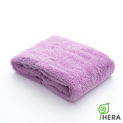 HERA 3M專利瞬吸快乾抗菌超柔纖大浴巾-薰衣紫