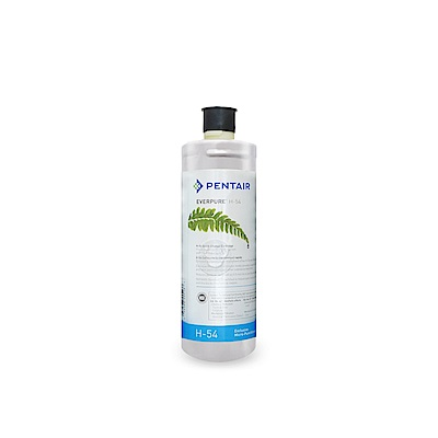 水蘋果公司貨 EVERPURE H54 淨水濾心