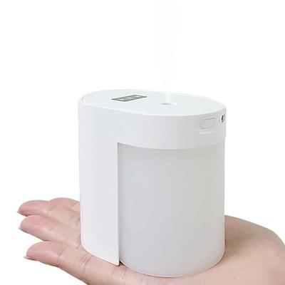 微型USB充電款 自動感應噴霧器 上噴出霧消毒機 防疫 智能淨手器