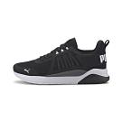 PUMA-Anzarun 男性復古慢跑運動鞋-黑色