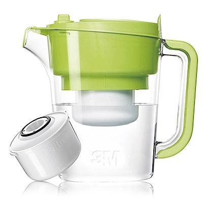 3M 濾水壺一壺一心-蘋果綠