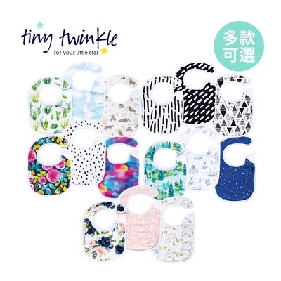 Tiny Twinkle 美國圍兜(3入組) - 多款可選