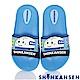 雙11-新幹線-極輕量室內外休閒拖鞋童鞋-藍