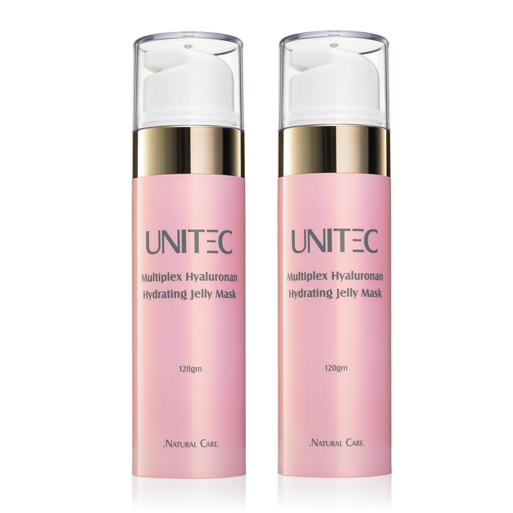 (買一送一)UNITEC彤妍燕窩素玻尿酸保濕水凍膜120gm