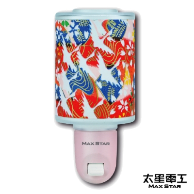 太星電工 御守LED良緣夜燈(3入)  ZC712*3